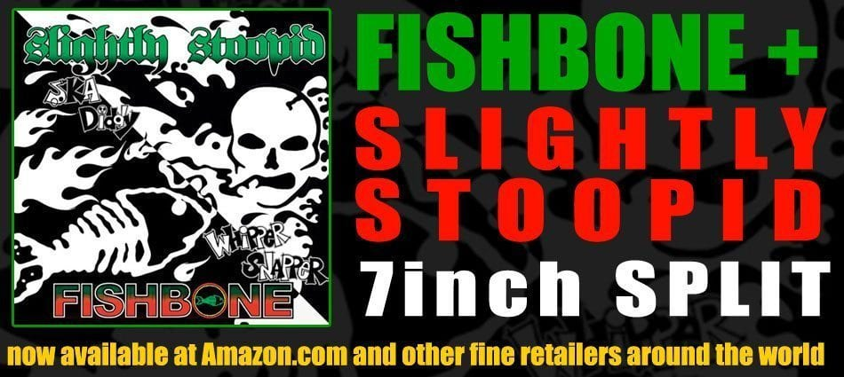 Fishbone Slightly Stoopid 7 Inch Split