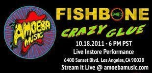 Amoeba Records Hollywood, CA - In Store Performance - Live Web Stream
