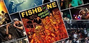 Fishbone Makes History Again This Friday 11/11 at Lincoln Theater in Washington DC