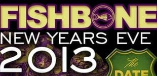 New Year's Eve with Fishbone at Date Shed in Indio, CA
