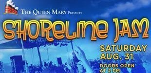 Shoreline Jam at the Queen Mary Event Park on Sat. Aug 31