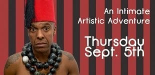 Angelo Moore Presents Dr.MaddVibes Carnival of The Very this Thursday Sept 5