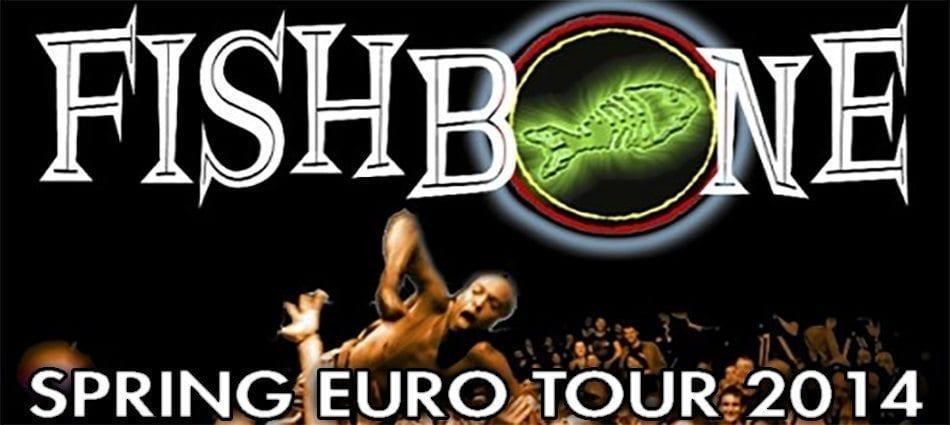 Fishbone Tour Dates