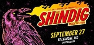 Fishbone's got that Kung Fu Grip on at Shindig Festival in Baltimore, MD on Sat Sept 27!