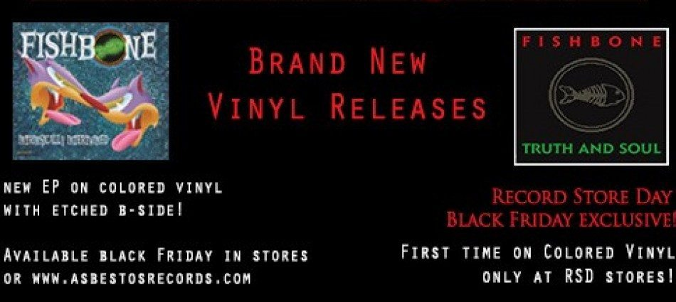 Attention Fishbone Soldiers! New Release Alert!!