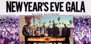 New Years Eve at the Hilton San Diego Bayfront!