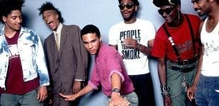 Fishbone: ska-punk-funksters of the LA underground scene