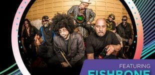 Fishbone live at KAABOO Festival in Del Mar, CA!