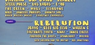 Fishbone brings the heat to Desert Oasis Festival this October!
