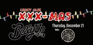 Fishbone's 6th Annual Crazy Glue XXX-mas at Belly Up