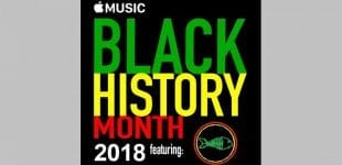 """Party at Ground Zero"" lands on Apple Music's 2018 Black History Month Playlist"