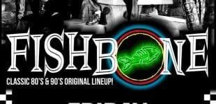 Just Announced!! Fishbone is Skankin' to BLK Live in Scottsdale, AZ