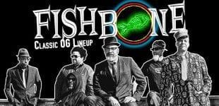 Fishbone is skankin' to Austin, TX on April 27, 2018