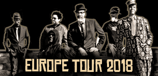 For the first time in 20 years, the classic Fishbone is headed back to EUROPE!!