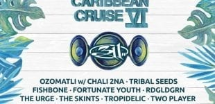 "FIshbone is going to ""Swim"" on the 311 Caribbean Cruise"