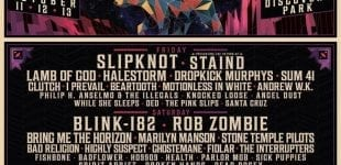 Fishbone Hits Aftershock Festival on October 12, 2019